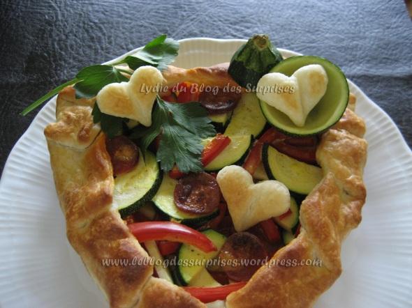 16-Coeur de légumes du - FILIGRANE