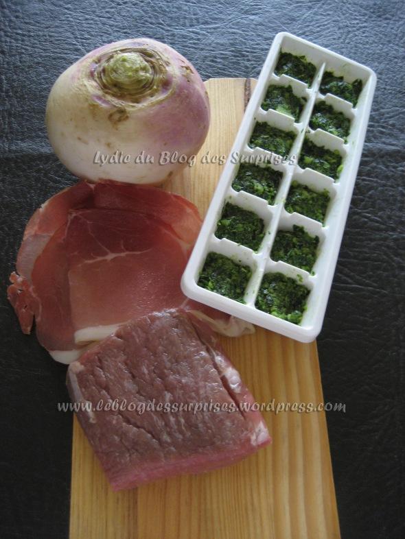 1-filet d'agneau enveloppé et navet violet- FILIGRANE