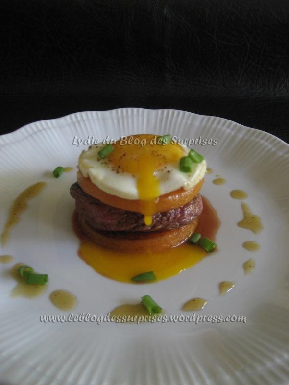 11-quand la courge rencontre le steak pour un burger sans pain - FILIGRANE