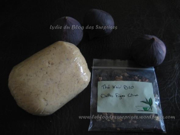 2-Tartelettes sablées de figues - FILIGRANE